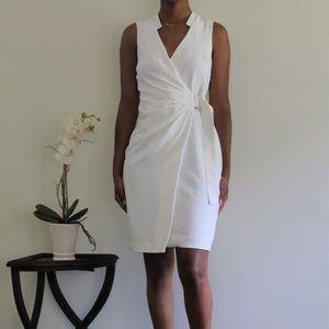 H&M white sexy summer dress